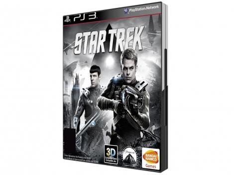 Star Trek para PS3 - Bandai Namco