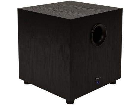 "Subwoofer Pioneer para Home Theater 10"" 400W - SW10"