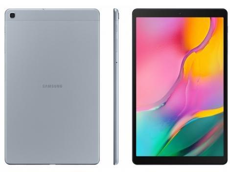 """Tablet Samsung Galaxy Tab A 32GB 10,1"""" Wi-Fi - Android 9.1 Octa Core Câm 8MP Selfie 5MP"""