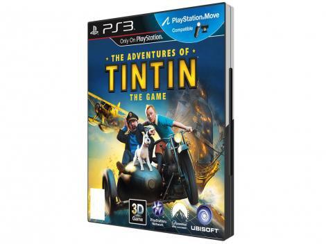 The Adventures of Tintin para PS3 - Ubisoft