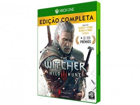 The Witcher 3: Wild Hunt Complete Edition - para Xbox One CD PROJEKT RED
