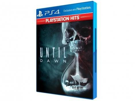 Until Dawn para PS4  - Supermassive Games