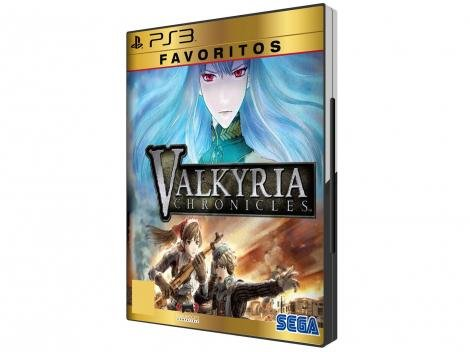 Valkyria Chronicles para PS3 - Sega