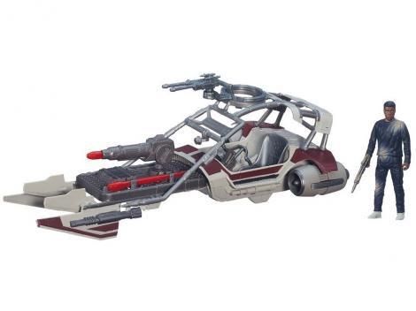 Veículo Star Wars Desert Landspeeder Du Désert - Hasbro
