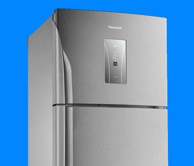 Geladeira Refrigerador Panasonic