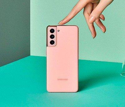 Conheça o S21 Novo smartphone Galaxy