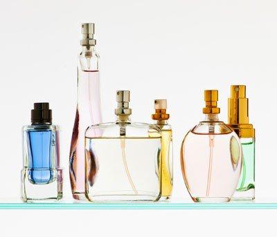Ideias pra usar frasco de perfume