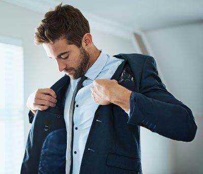 Blazer masculino: como escolher