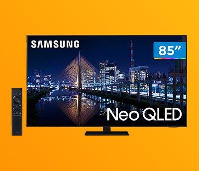 Smart TV 85? 4K NEO QLED