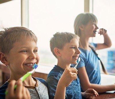 Estojo dental infantil: vantagens